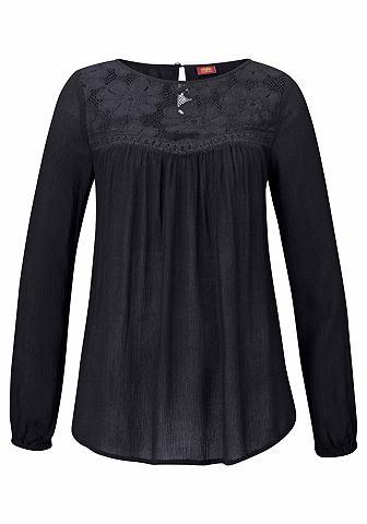 BUFFALO Пляжная блузка из с узором вискоза