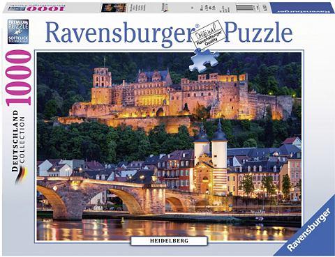 RAVENSBURGER Пазл 1000 Teile »Heidelberger Ab...