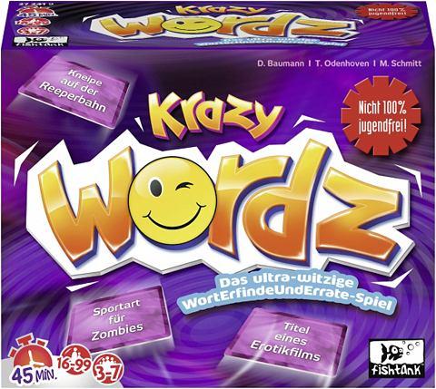 Partyspiel »Krazy WORDZ«