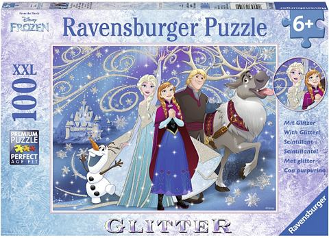 "RAVENSBURGER Пазл ""Disney Frozen glitzernder S..."