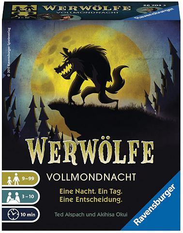 Kartenspiel »Werwölfe Vollm...