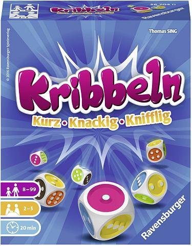 Würfelspiel »Kribbeln&laquo...