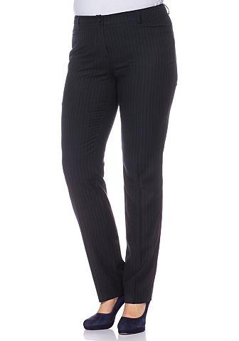 Узкий брюки с Wolle