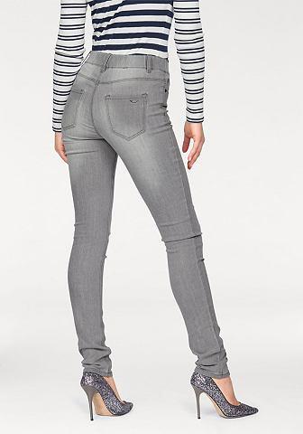 Узкие джинсы »mit innenliegendem...