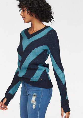Kanga ROOS пуловер трикотажный