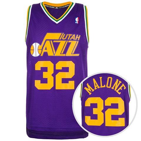 Utah Jazz Malone Swingman футболка Her...
