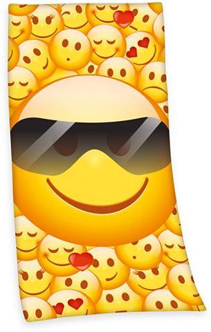 Пляжное полотенце Emot!x »Sonnen...