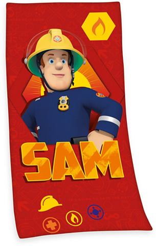 Пляжное полотенце Feuerwehrmann Sam &r...