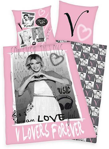 Постель »Love Violetta«