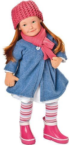 Käthe Kruse кукла в Winteroutfit ...