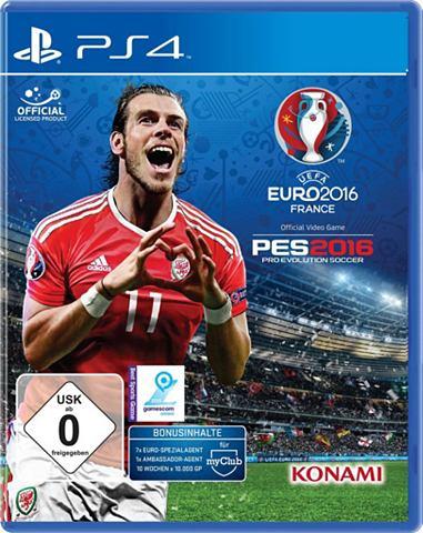 Playstation 4 - Spiel »UEFA EURO...