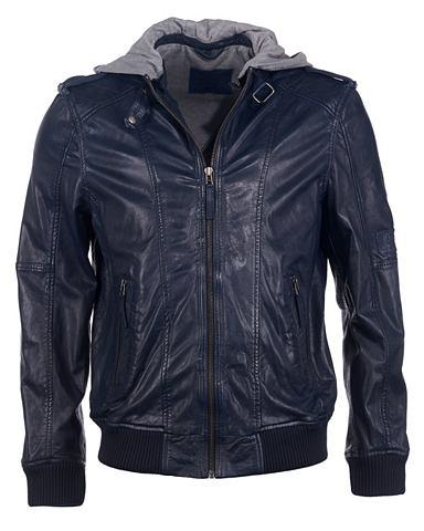 Куртка кожаная Herren Gilbert