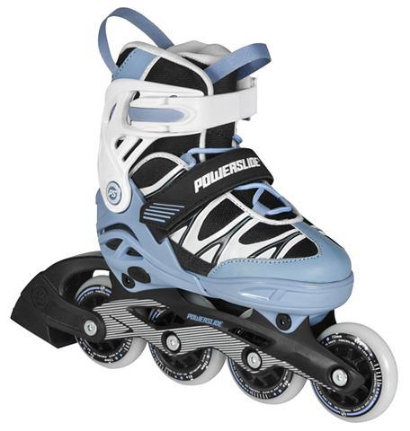 Inline Skates Jungen blau-schwarz-wei&...