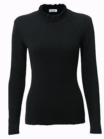 Пуловер с воротником-стойкой в Rippens...