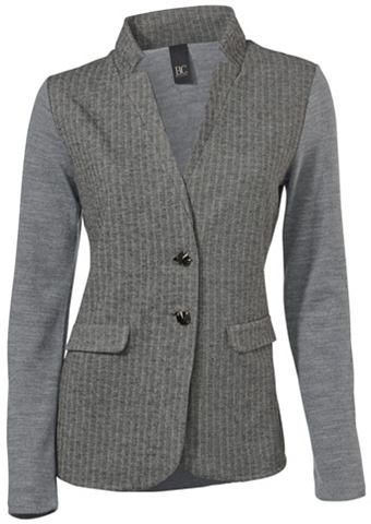 Пиджак трикотажный gemustert