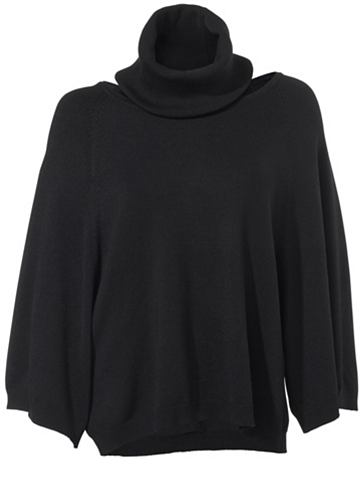Пуловер в комплекте объемный