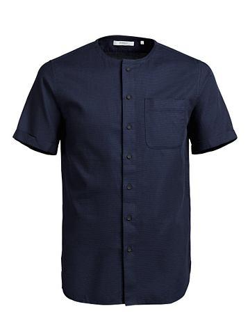 Jack & Jones Bandkragen- рубашка с...