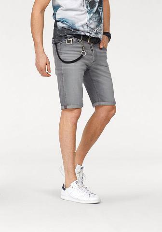 Бермуды джинсовые »Hank«