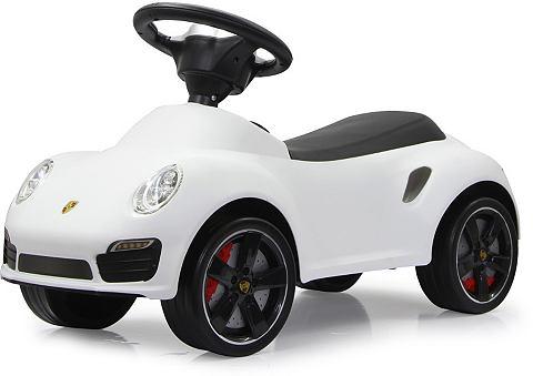 Повозка » KIDS Porsche 911 wei&s...