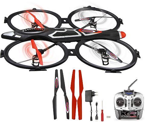 Quadrocopter с kamera