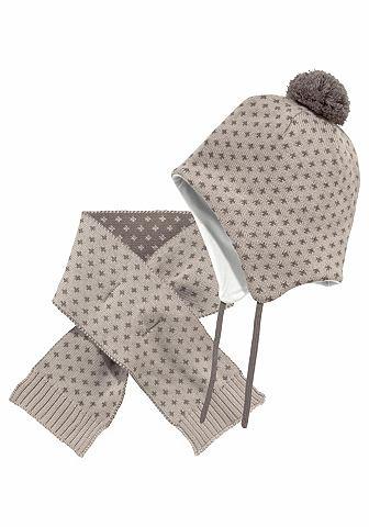 Шапка & шарф (Набор 2 tlg.)