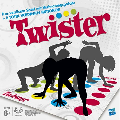 """Spiel """"Twister"""""""
