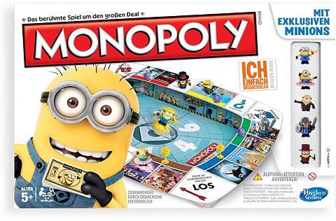 Familien-Spiel »Monopoly Ich - E...