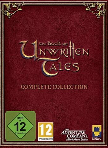 PC - Spiel »Book of unwritten Ta...