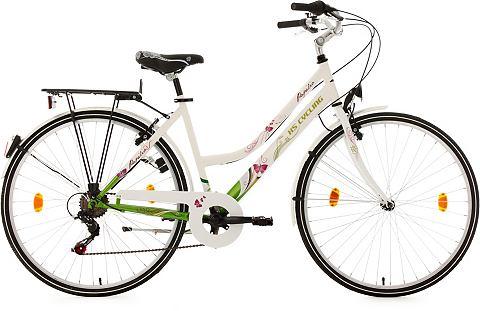 Moteriškas dviratis