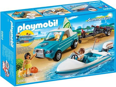 ® Surfer-Pickup с Speedboat (6864)...