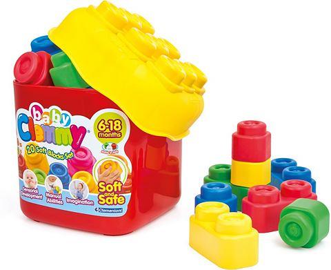 Блоки (20-tlg.) »Baby Ведро 20 S...