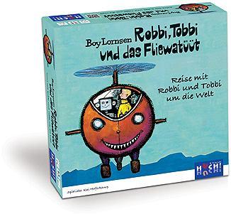 "Spiel ""RobbiTobbi и das Fliewat&u..."