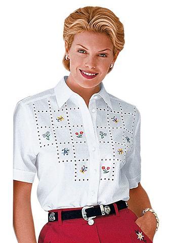 Блуза с Seitenschlitze