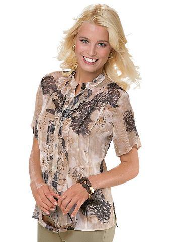 CLASSIC BASICS Блуза с Abnäher в Rückteil