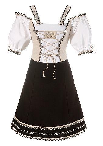Платье в национальном костюме с регули...