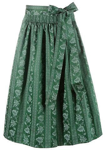 Широкая юбка в сборку с в традиционном...