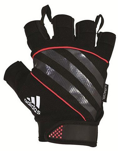 Фитнес перчатки »Gloves Red&laqu...