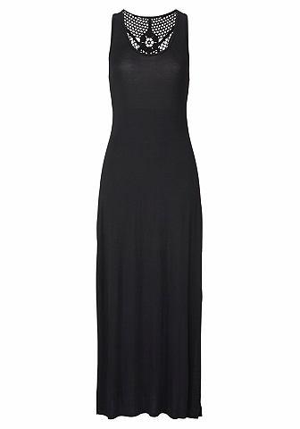 Пляжный платье-макси длинное