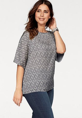 Блузка-рубашка »Kurzarm T-Shirt&...