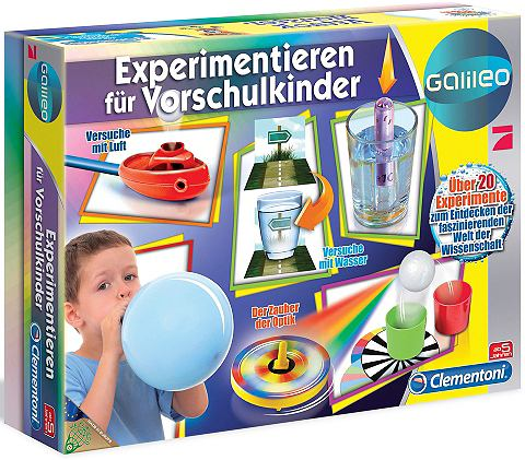 Experimentier-Set »Galileo - Exp...