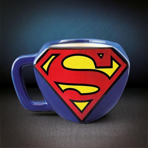 PALADONE Аксесуары »Superman 3D чашка 354...