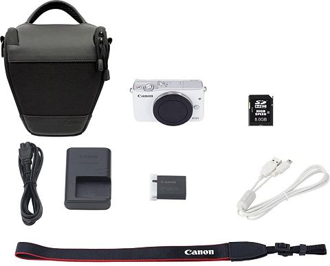 EOS M10 Kit System kamera EF-M 15-45mm...