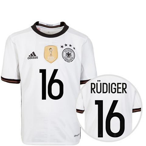 DFB футболка спортивная Home Rüdi...
