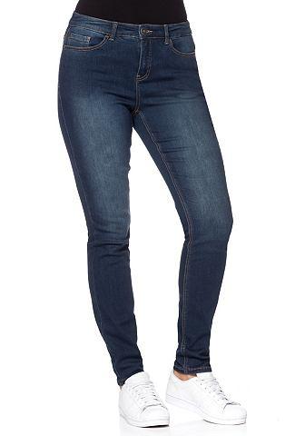 Узкие джинсы 5 карманов