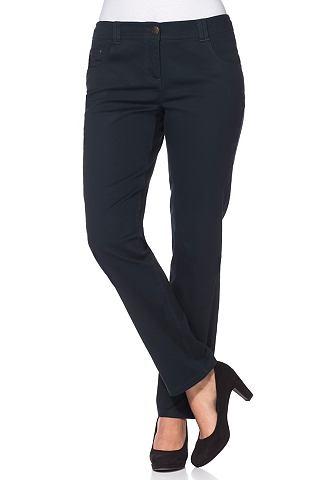 Узкий брюки из Baumwoll-Twill