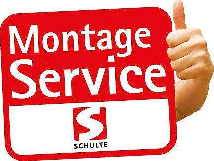 Aufbauservice Montageservice для Dusch...