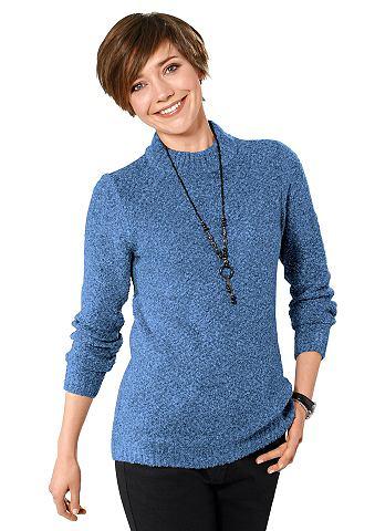 Пуловер в wunderbar flauschiger качест...