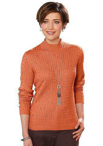 Пуловер mi Strickmuster