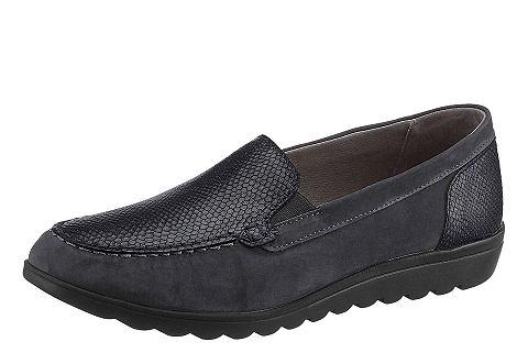 Туфли-слиперы в Kroko-Optik