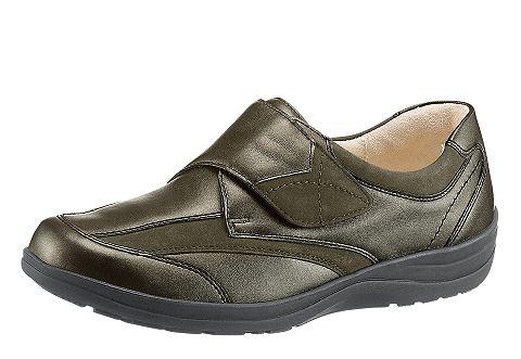 Туфли на удобной подошве ботинки с шир...